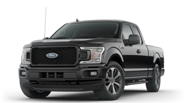 New 2020 Ford F-150 STX Truck SuperCab Styleside for Sale in Alpena, MI near Rogers City